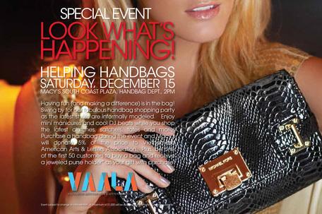 Macy S Helping Handbags
