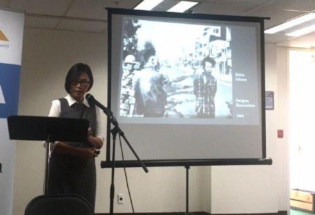 VAALA Commemorates 40 Years After Vietnam War