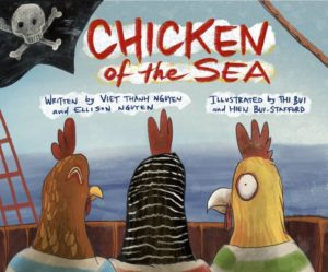 chicken of the sea book cover