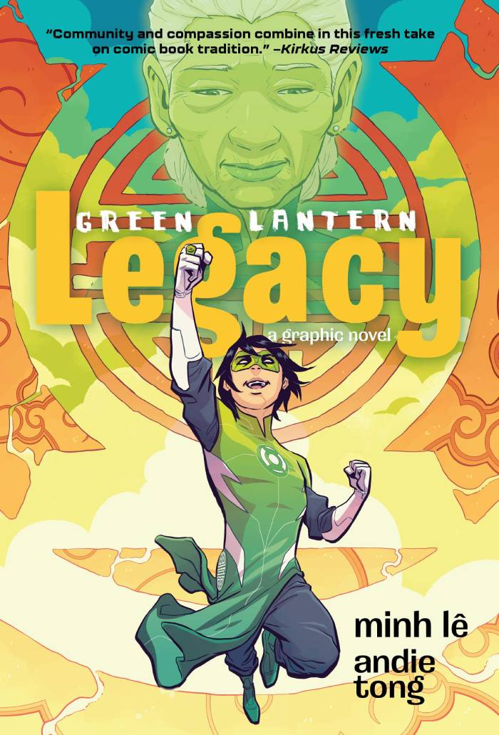 green lantern legacy book cover