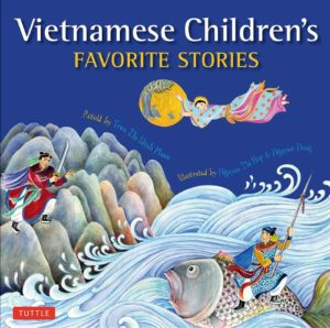 vietnamese childrens favorite stories book cover